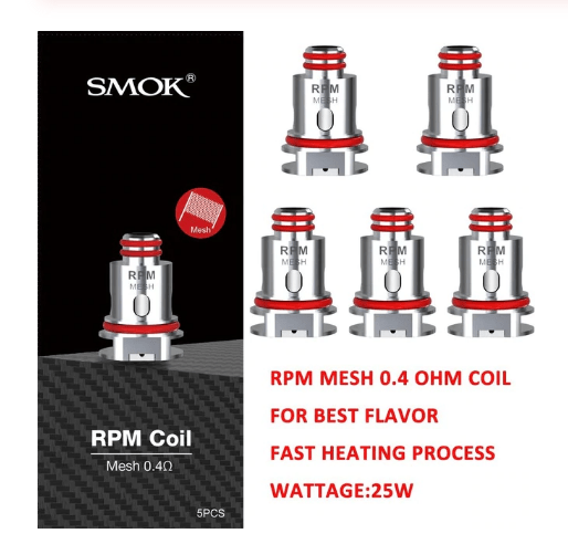 RPMMesh0.4ohmCoil
